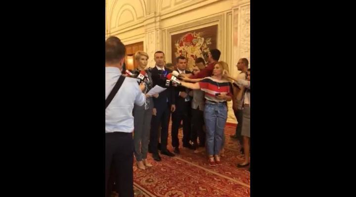 """Iulian Dumitrescu, senator PNL: """"Demiterea Guvernului Dragnea-Dăncilă, o urgență națională!"""""""