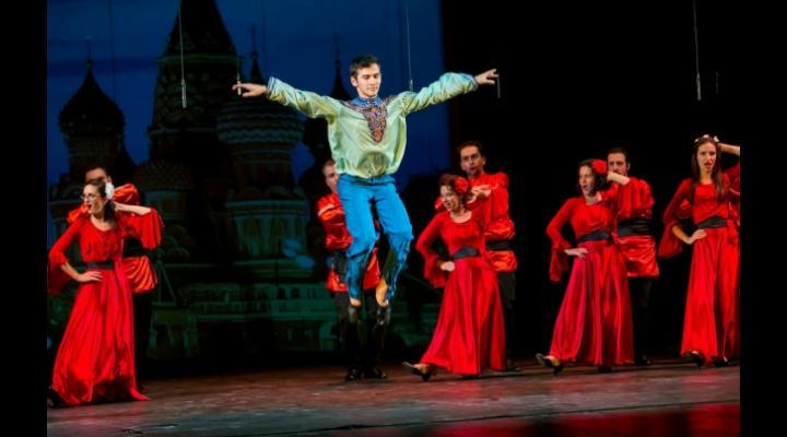 Harta lumii pe portativ - concert la Teatrul Toma Caragiu