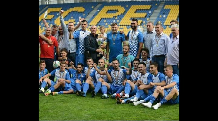 CS Paulesti va intalni maine Sacele, in primul tur al fazei nationale a Cupei Romaniei