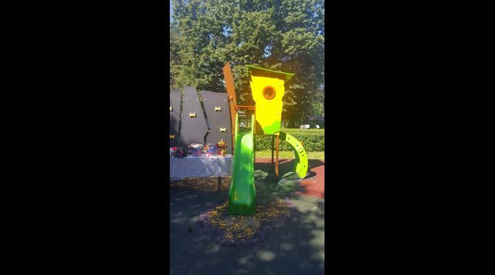 Loc de joaca, modernizat la Zoo Bucov