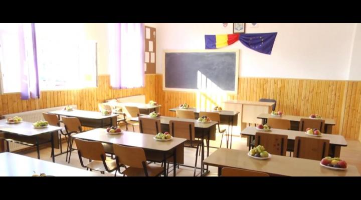 Lucrările de igienizări în școlile și grădinițele din Gorgota vor începe săptămâna viitoare. Se fac și dotări cu mobilier nou