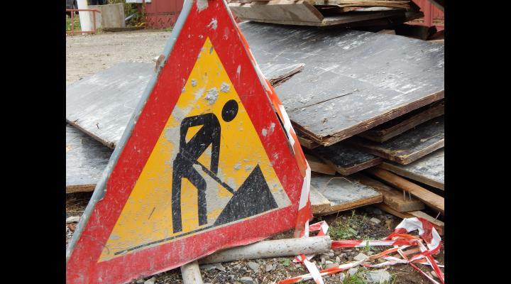 Sancțiuni pentru lucrări edilitare nefinalizate la termenele stabilite