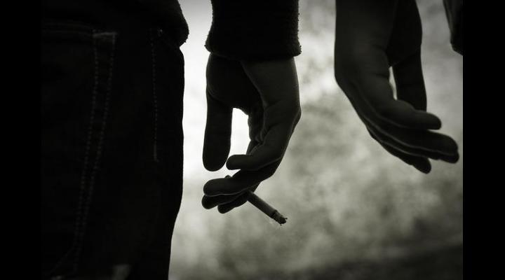 Prins cu droguri asupra sa, in centrul Ploiesti