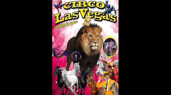 Circul Las Vegas Vargas vine in Ploiești! În noul sezon, Circul prezintă în exclusivitate spectacolul Super Eroilor!
