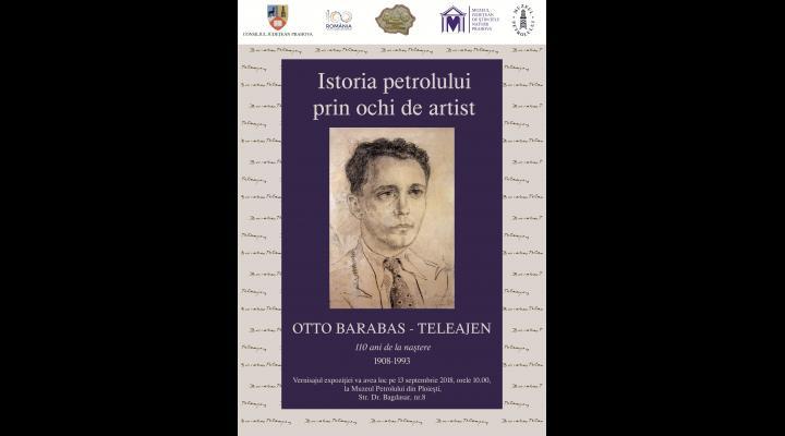 """""""Istoria petrolului prin ochi de artist"""", expozitie la Muzeul Petrolului"""