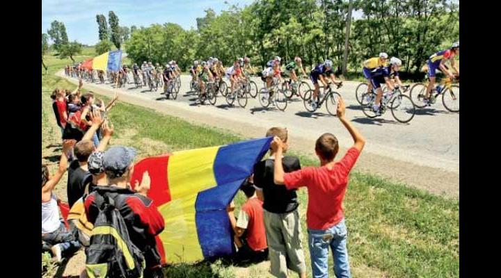Turul Ciclist al României ajunge si in Prahova. Politistii rutieri actioneaza