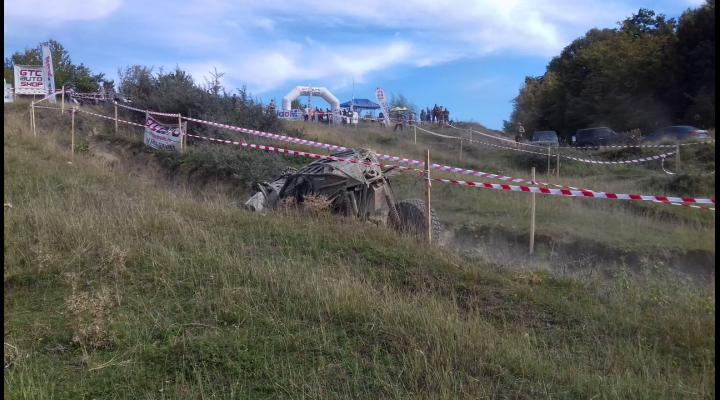 Campionat national off road, la Slanic