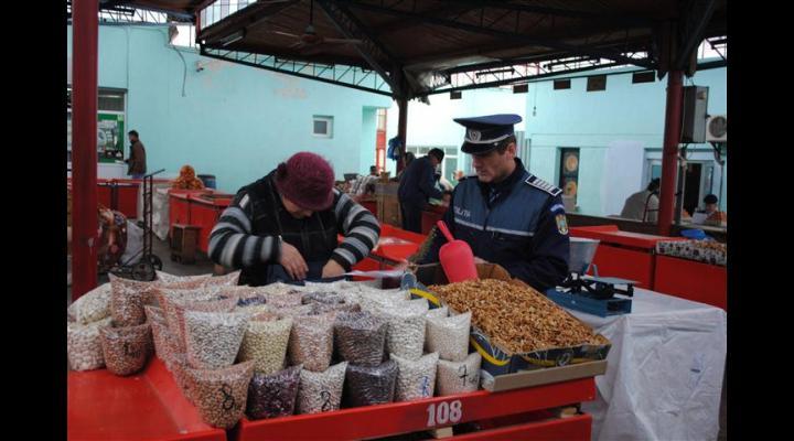 Agenții economici și producătorii agricoli au fost verificați de polițiștii Secției 3 Ploiesti