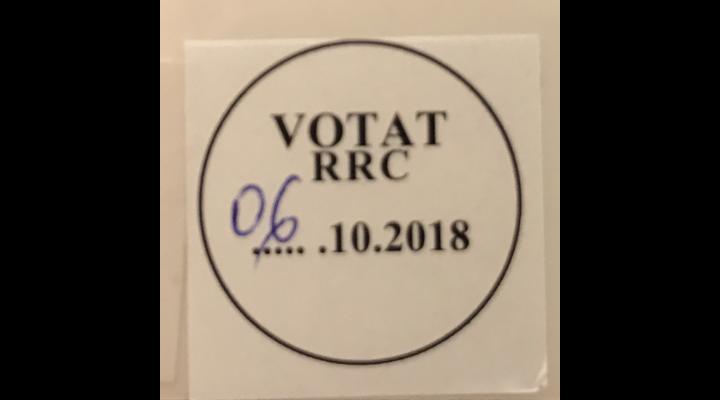 Prezenta la vot, in Prahova, dupa prima zi de referendum: 5,68%