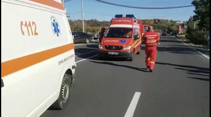 Doua femei au murit intr-un grav accident produs pe DN1, in aceasta dimineata