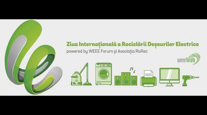 Ziua Internațională a Reciclării Deșeurilor Electrice, marcată la Ploiești printr-o campanie cu premii