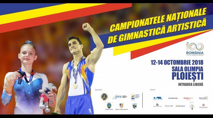 """,,Campionatele  Naționale de Gimnastică  Artistică"""" vor avea loc la Ploiesti, in acest weekend"""