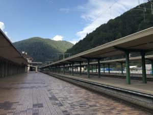 Tragedie in Halta Sinaia. O femeie a murit lovita de tren
