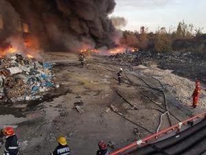 Incendiul din Mimiu in imagini (Sursa: ISU PH, cititori prahova-news.ro)