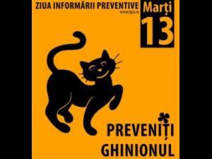 """Marți, 13 Noiembrie – """"Ziua Informării Preventive"""""""