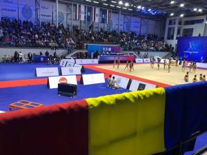 CSM Ploiesti - Gimnastica Ritmica: performanta cu sacrificii. Sportivi plecati la Jocuri Olimpice cu obiecte imprumutate