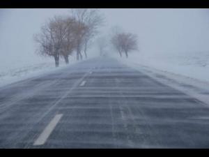 Cod galben de ninsori și intensificări ale vântului: Structurile MAI sunt pregătite să intervină, la nevoie, în sprijinul populației