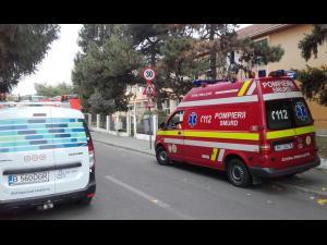 Accident cu patru masini, la iesirea din Ploiesti spre Targoviste