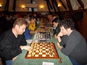 Trofeul Sinaia, la sah: peste 58 de concurenti