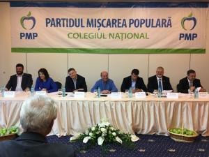 Ce a spus Traian Băsescu despre candidații PMP din Prahova (VIDEO)