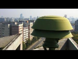 Miercuri are loc un nou exercitiu pentru testarea sirenelor de alarmare publică