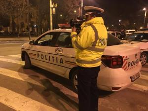 Se circula cu viteza noaptea pe Bulevardul Independentei din Ploiesti. Politia a luat masuri!