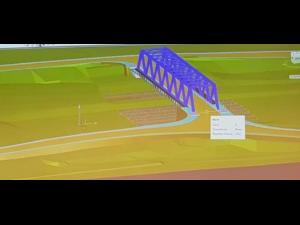 """Intalnire de lucru la Primaria Ploiesti pentru proiectul  """"Creare pasaj de trecere între strada Depoului și strada Mimiului – Podul de Lemn"""""""