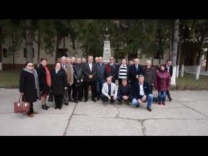 """33  de ani de existenţa a Şcolii  de Subofiţeri de Pompieri şi Protecţie Civilă """"Pavel Zăgănescu Boldeşti"""