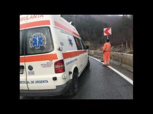 Trei persoane ranite in urma unui accident produs in Valenii de Munte