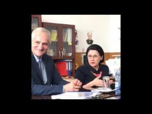"""Deputatul Bozianu se intreaba """"cum are de gând d-na Andronescu să îndrepte haosul din programele școlare pe care tot domnia sa l-a generat"""""""