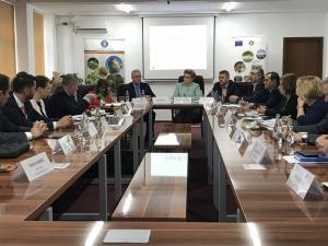 Ce s-a decis în cadrul Grupului de Lucru pentru realizarea scenariilor de diminuare a activităților unor operatori economici care-și desfășoară activitatea în municipiul Ploiești