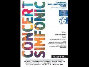 Violonistul Florin Croitoru concertează la Ploiești