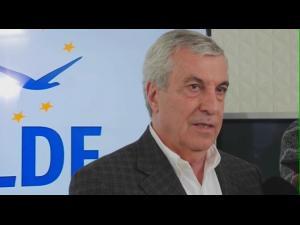 Ce declaratii a facut Calin Popescu Tariceanu, dupa vizita in Prahova (VIDEO)
