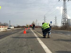 Cinci masini s-au bușit în Ploiești