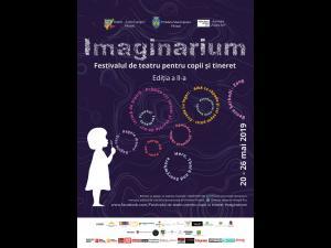 Ce spectacole se vor juca la Festivalul International de Teatru pentru copii si tineret Imaginarium din Ploiesti. Programul complet - Foto/Video