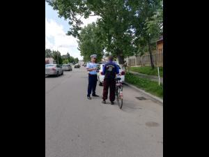 27 de pietoni si 24 de biciclisti din Prahova, sanctionati de politisti intr-o singura zi