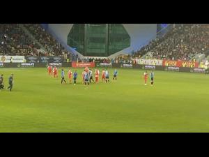 FOTO: Mii de suporteri la finala Cupei Romaniei, pe Stadionul Ilie Oana Ploiesti. Viitorul Constanta este echipa castigatoare!