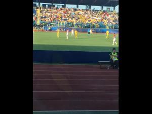IMAGINI: România U21 a învins Croaţia cu 4-1