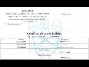 Nouă puncte de lucru pentru eliberarea certificatelor de cazier judiciar, pe raza județului Prahova