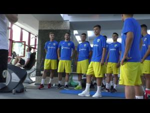 FC Petrolul Ploiesti, primul meci în noua formulă
