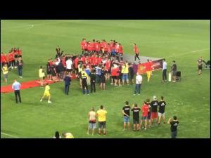VIDEO Echipa lui Hagi a câștigat Supercupa României, meci disputat la Ploiești
