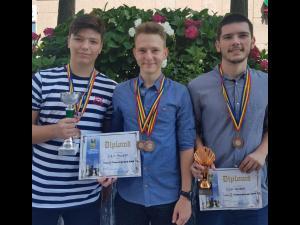 Şahiştii de la CSM Ploieşti, de două ori bronz la Campionatele Naţionale pe echipe