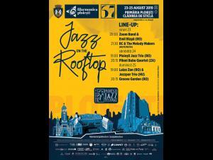 """Festivalul Internațional """"Jazz on the Rooftop"""" începe, vineri, la Ploiești"""