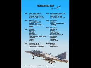 Cel mai mare show aviatic din România, sâmbătă, în București