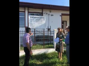 Prefectura Prahova verifică lucrările din școlile prahovene