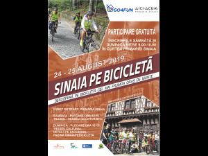 Sinaia pe bicicletă, ediția a V-a. Programul complet