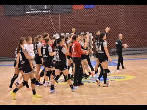 Victorie pentru fetele de la CS Activ Prahova-Ploiești, in primul meci disputat acasa din noul sezon competitional