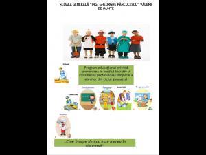 """AVE – ASTA VREAU EU!"", proiect derulat de ITM Prahova in Valenii de Munte"