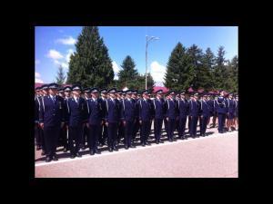 Ceremonial de absolvire, vineri, la Școala de Poliție Câmpina