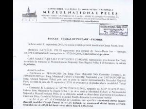 Iulian Bulai, deputat USR: Statul român se dă singur afară din Muzeul Peleș